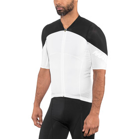 Mavic Cosmic Ultimate Maillot manches courtes SL Homme, white/black